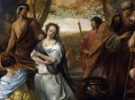Sacrifice of Iphigenia, by Jan Steen
