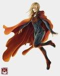Supergirl by sxeven on deviantart