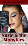 Cover of my novel Suzie and the Monsters