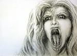 The vampire Hrana