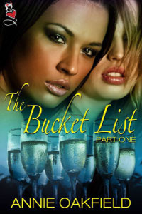 Cover of Annie Oakfield's The Bucket List