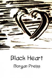 Cover of Morgan Dreiss's novella Black Heart