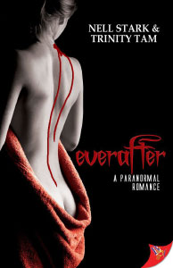 Cover of everafter by Nell Stark and Trinity Tam