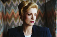 Catherine Deneuve in The Hunger