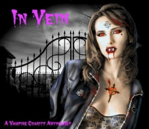 Cover of vampire charity anthology In Vein