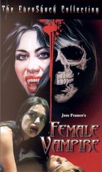 Lina Romay in Female Vampire