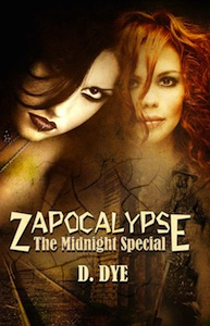 Cover of Zapocalypse by D Dye