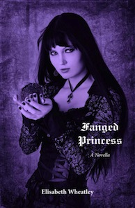 Cover of Fanged Princess by Elizabeth Wheatley