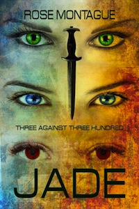 Cover of Jade by Rose Montague