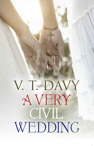 Cover of V.T. Davy's A Very Civil Wedding