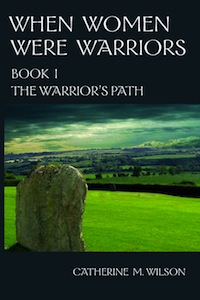 Cover of The Warriors Path by Catherine M Wilson