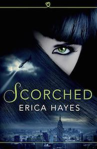 Cover of Scorched by Erica Hayes