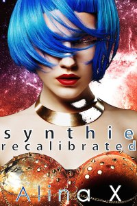 Cover of synthie recalibrated by Alina X