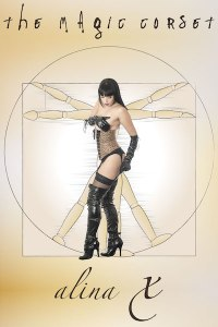 Cover of The Magic Corset by Alina X