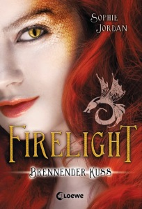 Cover of Firelight by Sophie Jordan