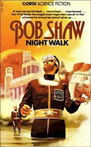 Cover of Night Walk by Bob Shaw