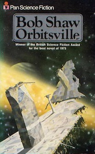 Cover of Orbitsville by Bob Shaw