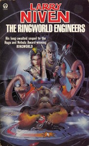 Cover of The Ringworld Engineers by Larry Niven
