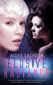 Cover of Elusive Radiance by Aidee Ladnier