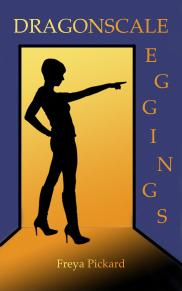 Cover of Dragonscale Leggings by Freya Pickard