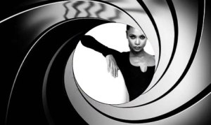 Thandie Newton as James Bond