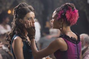 Westworld - Thandie Newton as an artificial intelligence