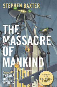 Stephen Baxter - The Massacre Of Mankind
