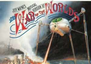 The War Of The Worlds - 1978 Musical by Jeff Wayne